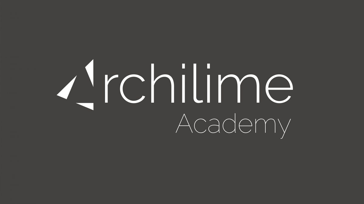 Archilime Academy online course provider 3d modelling visualisation cgi
