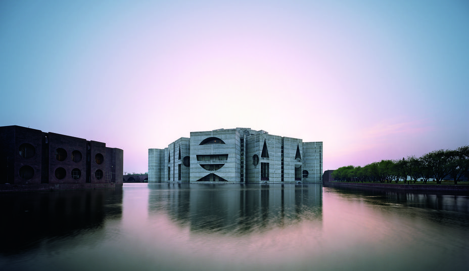 Improve the Lighting in your CGI - Louis Kahn's National Assembly in Dhaka, Bangladesh