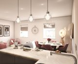 Improve the Lighting in your CGI - An interior CGI from St. Margaret's development in Exeter.