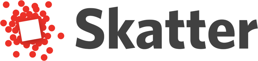 Skatter is used to automatically distribute objects within the scene