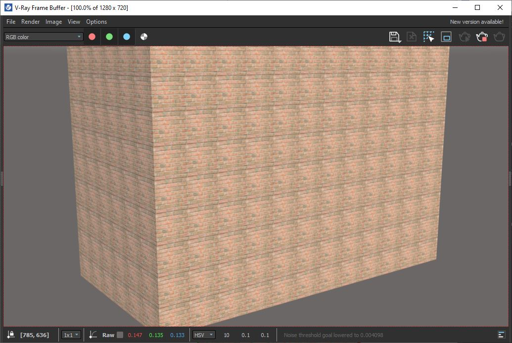 Improve V-Rat Textures | Tiled textures are lacking in realism